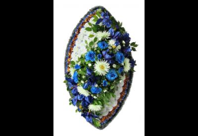Ritualnii-venok-iz-iskusstvennih-cvetov-120-sm-Elit-№16