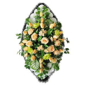 Ritualnii-venok-iz-iskusstvennih-cvetov-120-sm-Elit-№27