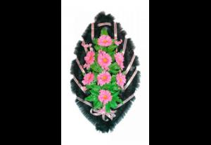 Ritualnii-venok-iz-iskusstvennih-cvetov-90-sm-№17