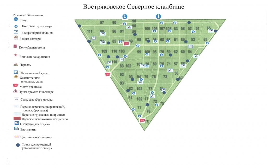 Востряковское-кладбище