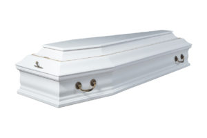 Гроб белый Сириус